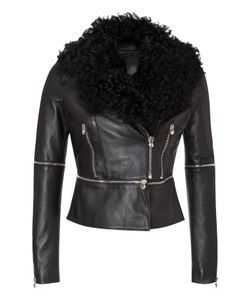 Philipp Plein | Leather Jacket Limited Access