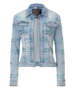 Philipp Plein | Denim Jackettosia