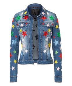 Philipp Plein | Denim Jacket Allamanda