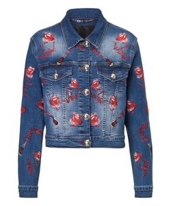 Philipp Plein | Denim Jacket Pawsonaster