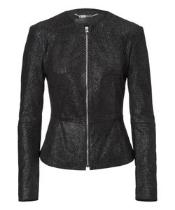 Philipp Plein | Leather Jacket Sofia