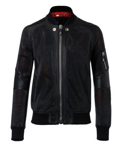 Philipp Plein | Leather Bomber Proof