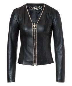 Philipp Plein | Leather Bolero Shanna