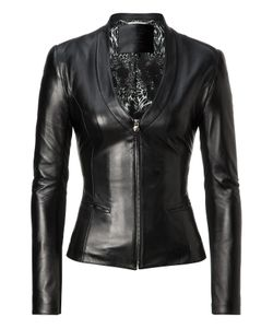 Philipp Plein | Leather Jacket Monday