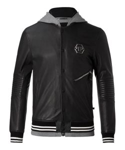 Philipp Plein | Leather Jacket East