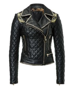 Philipp Plein | Leather Biker Kolours