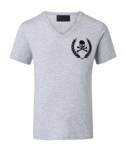 Philipp Plein   T-Shirt Round Neck Ss Glaucos