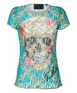 Philipp Plein   T-Shirt Round Neck Ss Amy