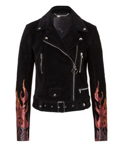 Philipp Plein | Leather Jacket Bujumbura