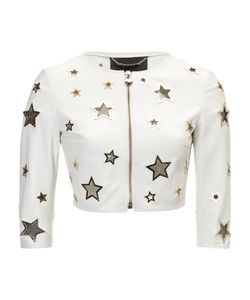 Philipp Plein | Leather Bolero Cannot