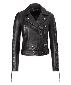 Philipp Plein | Leather Jacket Artemide