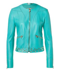 Philipp Plein | Leather Jacket Apatite