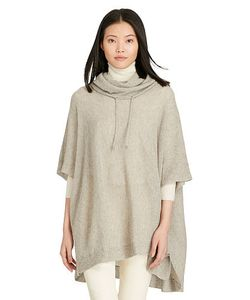 Ralph Lauren   Cashmere Hooded Poncho