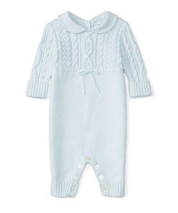 Ralph Lauren | Ran-Knit Cotton Coverall