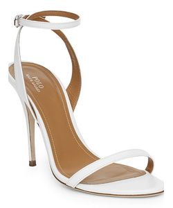 Ralph Lauren | Leather Sandal