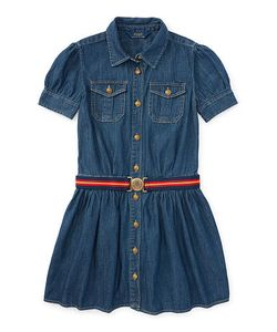 Ralph Lauren | Denim Shirtdress