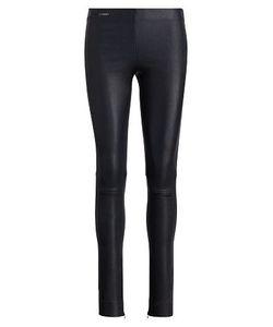 Ralph Lauren | Skinny Leather Pant