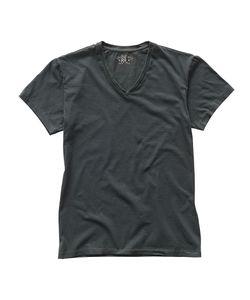 Rrl   Short-Sleeved V-Neck T-Shirt