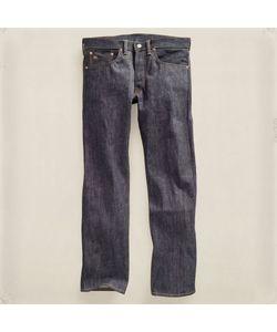 Rrl   Slim-Fit Indigo Rigid Jean