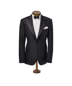 Rrl   Wool Satin Tuxedo Jacket