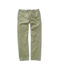 Rrl   Officers Flat Front Chino