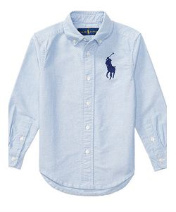 Ralph Lauren | Cotton Oxford Shirt