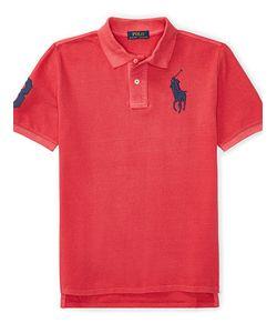 Ralph Lauren | Cotton Mesh Polo Shirt