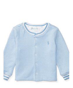 Ralph Lauren | Reversible Cotton Cardigan