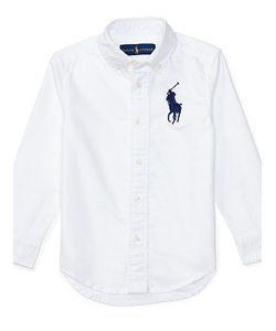 Ralph Lauren | Cotton Oxford Shirt