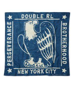 Rrl   Eagle Cotton Square Scarf