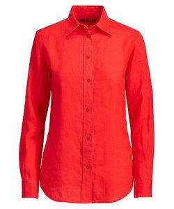 Ralph Lauren | Linen Roll-Cuff Shirt
