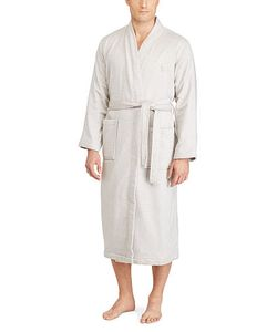 Ralph Lauren | Terry-Lined Shawl-Collar Robe
