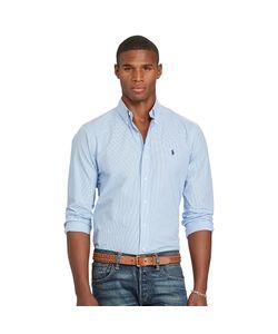 Polo Ralph Lauren | Slim-Fit Checked Poplin Shirt