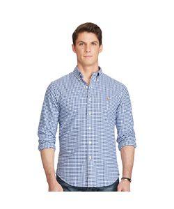 Polo Ralph Lauren | Slim-Fit Gingham Oxford Shirt