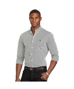 Polo Ralph Lauren | Slim-Fit Striped Poplin Shirt