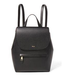 Ralph Lauren | Leather Ellen Backpack