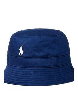Ralph Lauren   Twill Bucket Hat