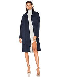 Cacharel | Пальто Из Мериносовой Шерсти С Поясом