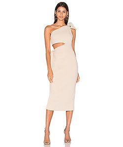 Misha Collection | Платье Из Искусственной Замши Stegania