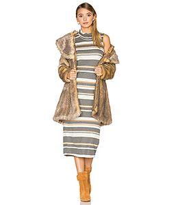 Unreal Fur | Пальто Из Искусственного Меха Elixir