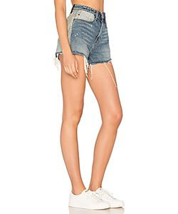 Denim x Alexander Wang | Bite Flip Short