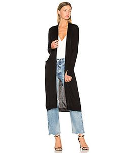 Halston Heritage | Open Front Duster Cardigan