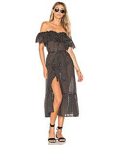 Lisa Marie Fernandez | Платье На Пуговицах Mira