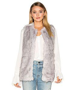 Unreal Fur | Жилетка Из Искусственного Меха Lining
