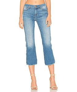 7 For All Mankind | Cropped Boot In