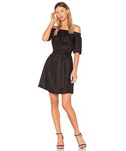 Frame Denim   Платье С Открытыми Плечами