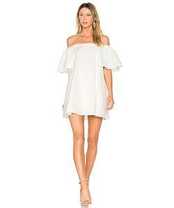 Halston Heritage | Платье Со Спущенными Плечами