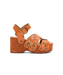 Marc Jacobs | Обувь На Танкетке Wildflower