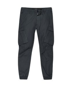 River Island | Big And Tall Cargo Tapered Pants