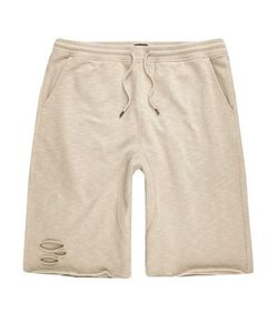 River Island | Slub Ripped Shorts